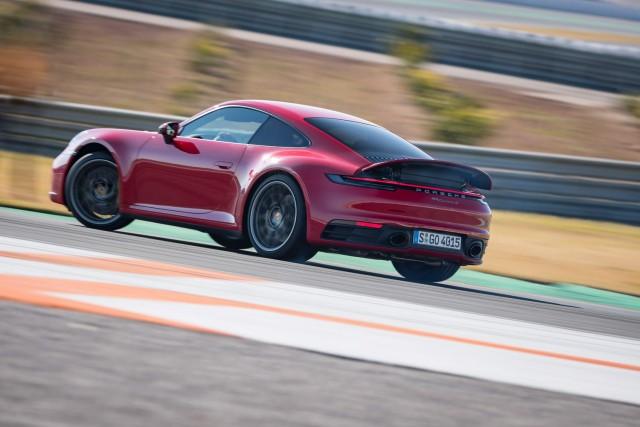 First drive: Porsche 911 Carrera S. Image by Porsche.