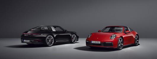 Targa returns for 992-series Porsche. Image by Porsche AG.