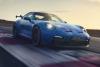 Sensational Porsche 911 GT3 lands in 992 line. Image by Porsche AG.