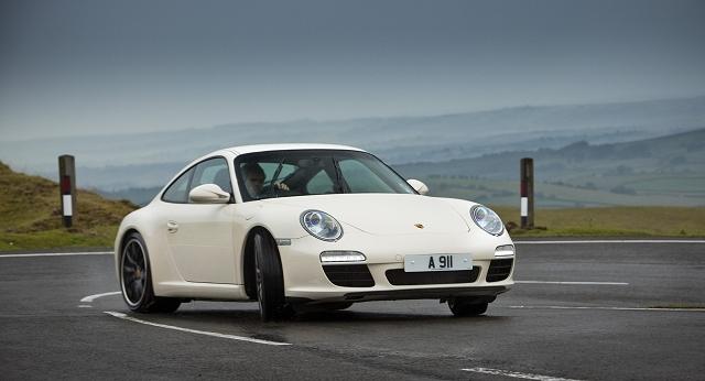 Week at the wheel: Porsche 911 Carrera S PDK. Image by Porsche.