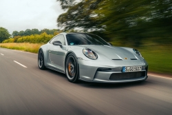 Porsche gets it right with 911 GT3. Image by Porsche GB.