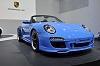 2011 Porsche 911 Speedster.