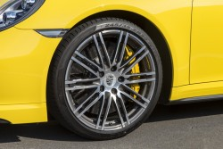 2013 Porsche 911 Turbo. Image by Porsche.