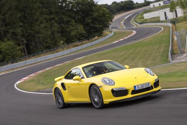 First drive: Porsche 911 Turbo. Image by Porsche.