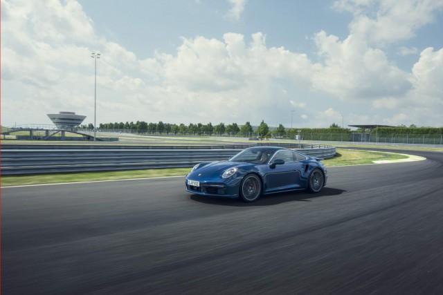 New Porsche 911 Turbo revealed. Image by Porsche.