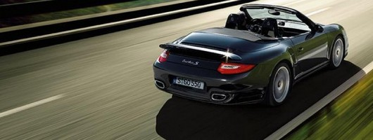 Week At The Wheel Porsche 911 Turbo S Cabriolet 997 Image By