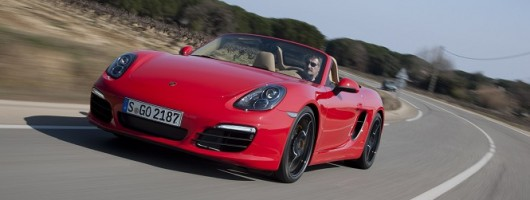 First drive: Porsche Boxster S. Image by Porsche.