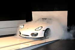 2010 Porsche Boxster Spyder. Image by United Pictures.