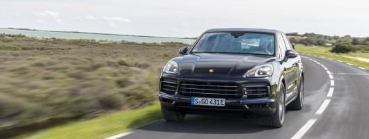 Driven: Porsche Cayenne E-Hybrid. Image by Porsche UK.