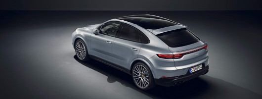 Porsche adds 440hp S to Cayenne Coupe family. Image by Porsche.