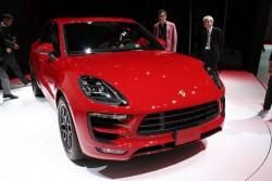 2015 Porsche Macan GTS. Image by Newspress.