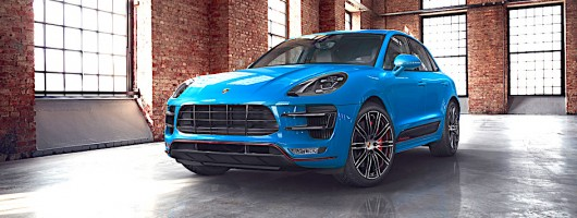 Porsche launches limited edition Macan Turbo. Image by Porsche.