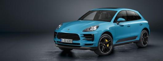 Porsche unveils new Macan in Shanghai. Image by Porsche.