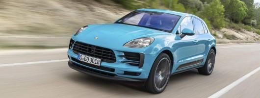 First drive: 2019MY Porsche Macan. Image by Porsche.