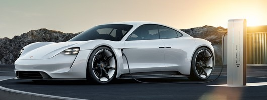Porsche doubles investment in electrification. Image by Porsche.