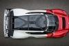 2021 Porsche Mission R concept. Image by Porsche.