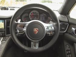 2014 Porsche Panamera Turbo S. Image by Matt Robinson.