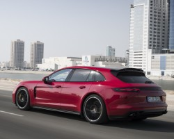 Porsche Panamera GTS. Image by Porsche.