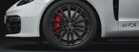 Porsche lines up GTS spec for Panamera. Image by Porsche.