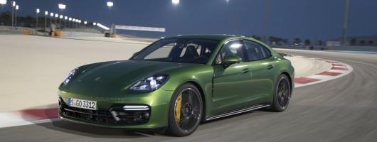 Driven: Porsche Panamera GTS. Image by Porsche AG.