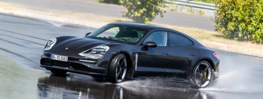 Porsche Taycan: prepare for the rEVolution. Image by Porsche.