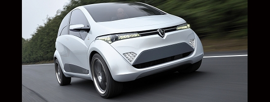 First Drive: Proton EMAS concept. Image by Max Earey.