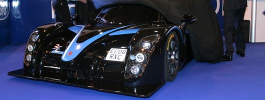 Radical RXC Turbo gets Ford power. Image by Syd Wall.