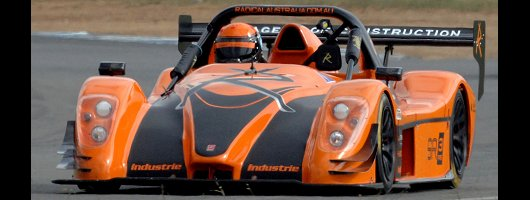 Limited Radical SR3 RS launched. Image by Radical.