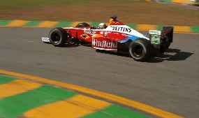 Ralf Schumacher drove steadily again, even with the uncompetitive Williams under him. 4th place was well deserved.
