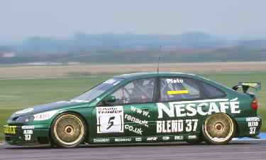 Car Enthusiast The 1999 Auto Trader British Touring Car