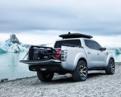 2015 Renault Alaskan concept. Image by Renault.