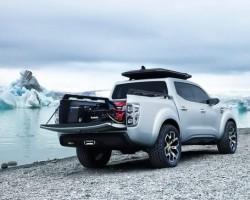 2015 Renault Alaskan concept. Image by Renault.
