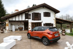 2013 Renault Captur. Image by Renault.