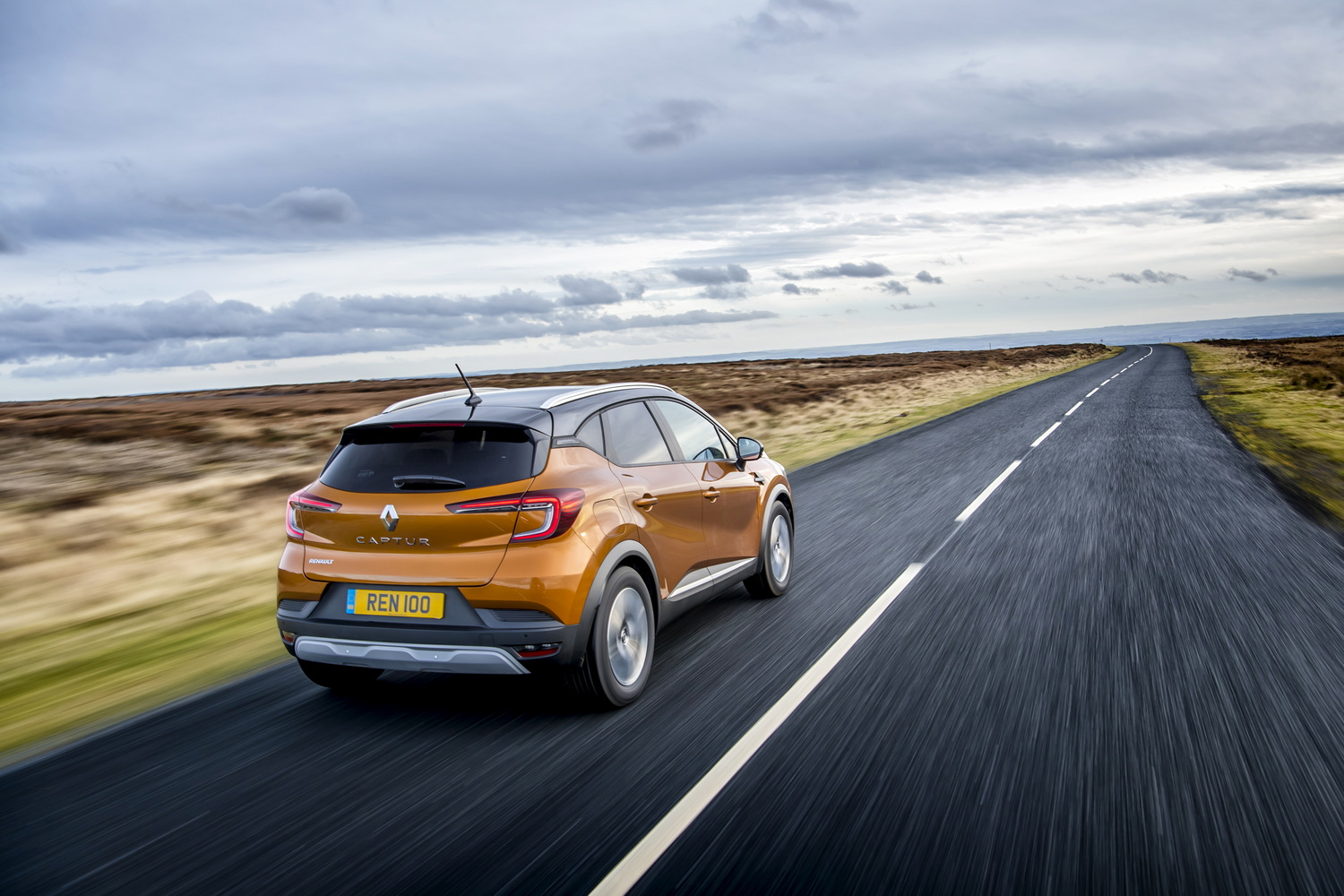 Driven: Renault Captur Iconic TCe 130. Image by Renault.