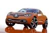 2011 Renault Captur concept. Image by Renault.