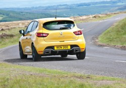 2014 Clio Renaultsport 200 Turbo. Image by Renault.