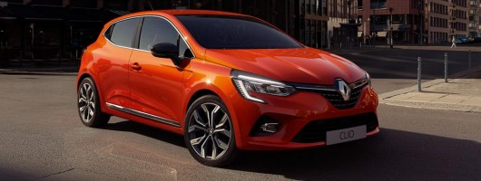 Renault reveals look of all-new Clio Mk5. Image by Renault.