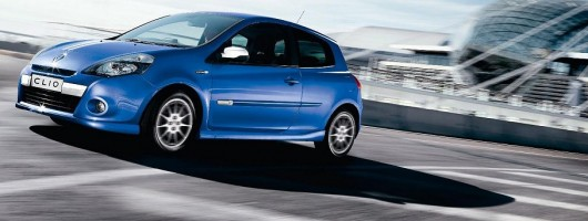 Renault expands Clio Gordini range. Image by Renault.