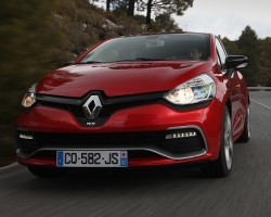 2013 Clio Renaultsport 200 Turbo. Image by Renault.