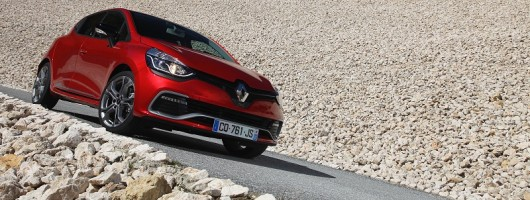 First drive: Clio Renaultsport 200 Turbo. Image by Renault.