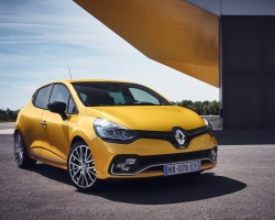 2016 Renault Clio Renault Sport. Image by Renault.