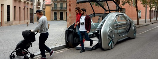 Renault wants you to EZ-GO in the future. Image by Renault.