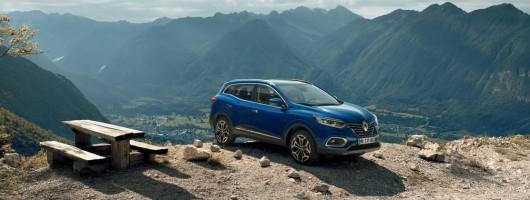 Renault overhauls Kadjar for 2019MY. Image by Renault.