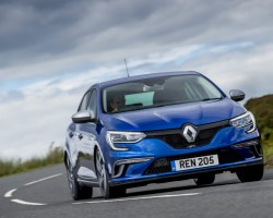 Hottest Megane in the UK. Image by Renault.