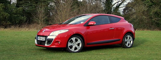 Week at the wheel renault m gane coup car reviews by car enthusiast - Renault megane 2009 coupe ...
