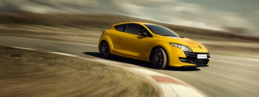 First drive: Mégane Renaultsport 250. Image by Renault.