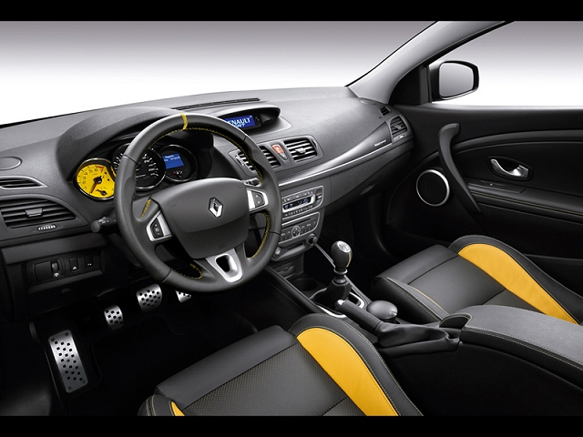2009 Renault Mégane Renaultsport 250. Image by Renault.