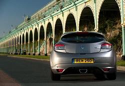 2011 Renault Mégane Renaultsport 250. Image by Renault.