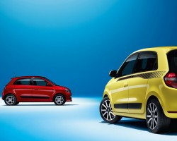 Incoming: Renault Twingo. Image by Renault.