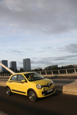 2014 Renault Twingo. Image by Renault.